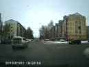 Перекресток ул.Белоглазова-ул.Радищева