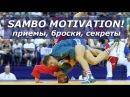 Самбо крутые приемы, броски, секреты борьбы Самбо лучшее