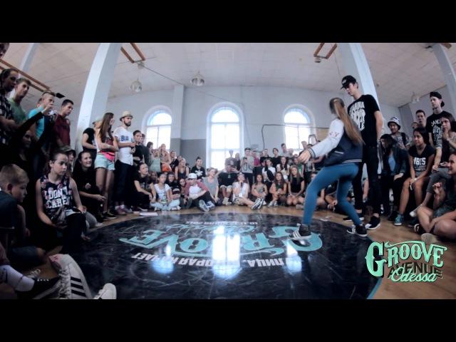 INNAHOT vs ZIG-ZAGUE   GROOVE AVENUE 3   DANCEHALL 1\16