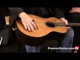 NAMM '15 - Bedell Guitars Angelica Bella Voce & Angelica Belissima Demos