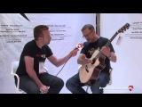 Summer NAMM '14 Faith Guitars Venus Hi-Gloss FVHG Demo