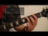 Guitar Lesson - JOHNNY CASH - I Walk the Line - With Printable Tabs