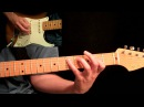 Led Zeppelin - Rock N Roll Guitar Lesson Pt.1 - All Rhythm Guitar Parts