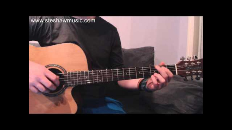 Cassy O' - George Ezra (Guitar Lesson/Tutorial) with Ste Shaw