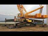 Liebherr Crawler Crane LR 1600 600 Tonne