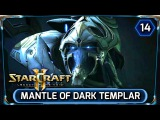 Starcraft 2 ► Legacy of the Void Cinematic HD - Alone, Artanis becomes Dark Templar LOTV