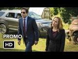 Секретные материалы промо The X-Files 10x02 Promo