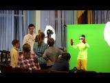В киношколе RNB изучаем хромакей он используется  на телевидении и в кино
