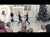 Праздничное выступление на Рождество 2015 год  Эпизод