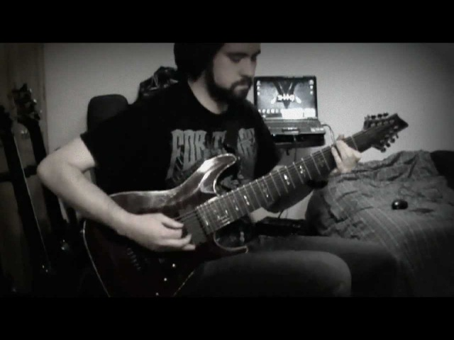 Lady Gaga - Judas (Metal/Djent) Cover (Code3-7) By Julian Ferro