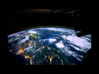 Полет вокруг Земли за 60 секунд