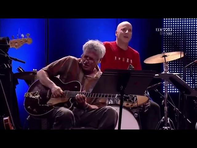 Джон Зорн Джазовый концерт 2010 (John Zorn Live in Jazz in Marciac)