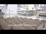 Немного кадров с производства комодиков для косметики от Ольги Бойко