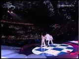 Sakis Rouvas - Shake It (Greece) 2004 Eurovision Song Contest
