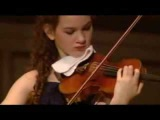 Hilary Hahn plays Ernst' s Grand Caprice on Schubert's Der Erlk