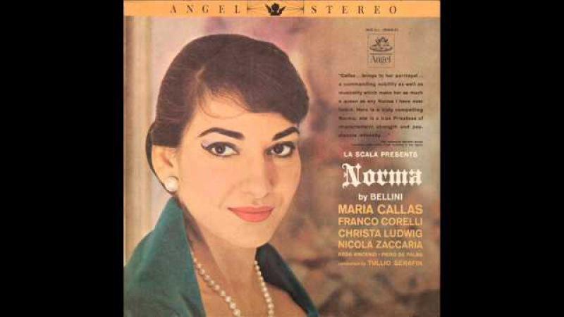 Maria Callas - NORMA