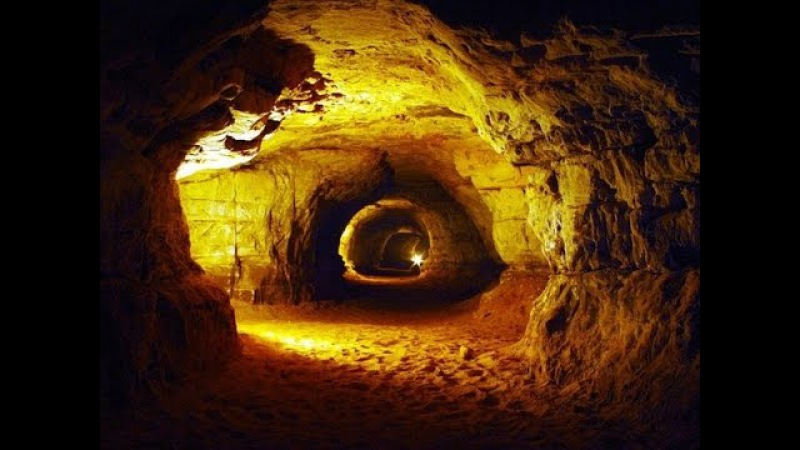 Тайны подземного Санкт-Петербурга .В поисках входа в таинственную пещеру