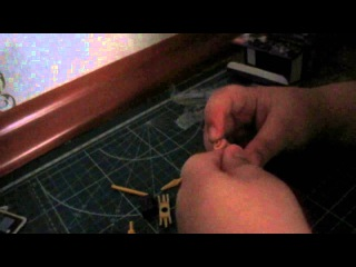 Открываем коробку лего черепашки ниндзя