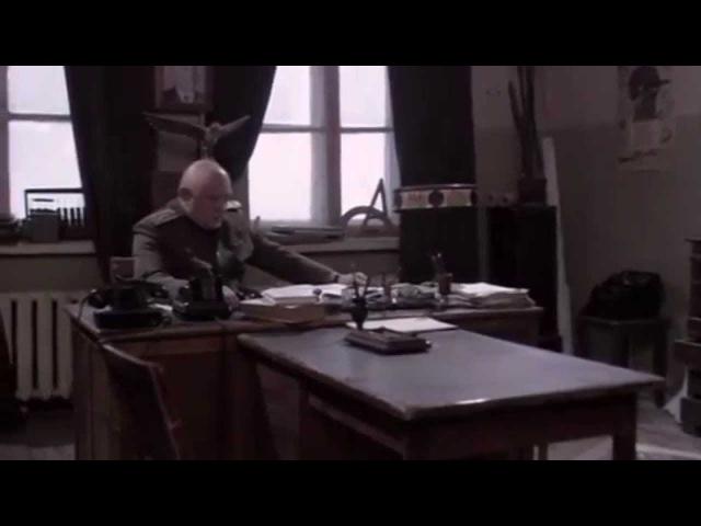 Сериал ЧЕРНЫЕ ВОЛКИ 8 серия