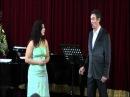 Angela Angheleddu e Marco Spotti in Tu puniscimi o Signore