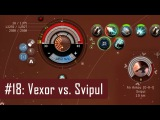 Lenai's Solo PvP #18  Vexor vs. Svipul, neutralized  EVE Online