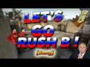 CS:GO - GO RASH B CYKA BLYAT ! [SONG]