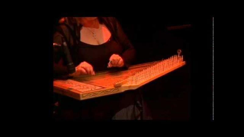 Armenian Folk Music Trablzon Barr Kanun Solo