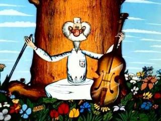 Доктор Айболит и его звери, мультфильм 1984г.