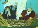 В синем море в белой пене… Мультфильм 1984г