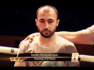 Titulo Intercontinental WKL - Alvaro Araujo vs Vardan Mnatsakanyan