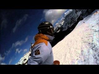 Damls / AT /  / Panasonic HX-A1M / Snowboarding / Carving / Longboarding