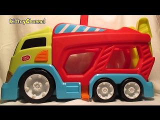 ГРУЗОВИК - Детская Игрушка для мальчиков обзор