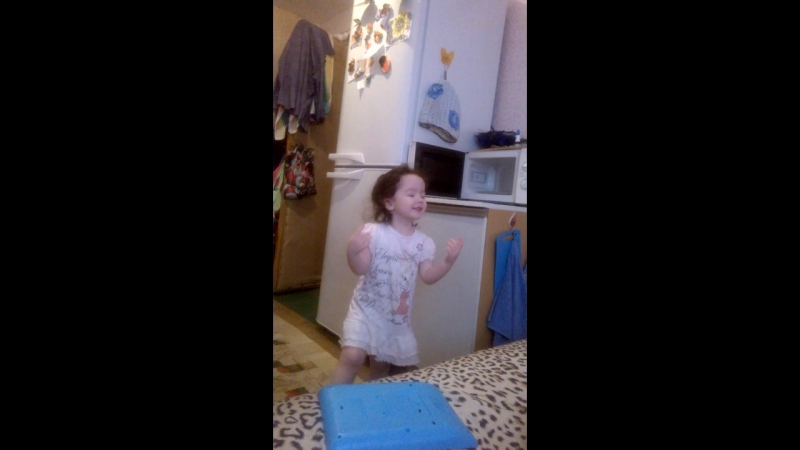 Балерина моя маленькая