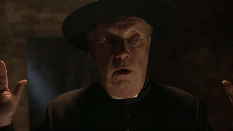 Father Brown (2013). S04E04. The Crackpot of the Empire.