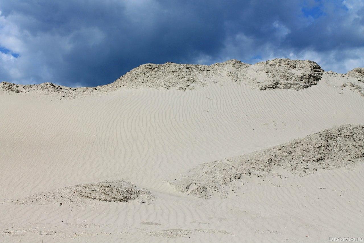 Пустыня около Кыштыма