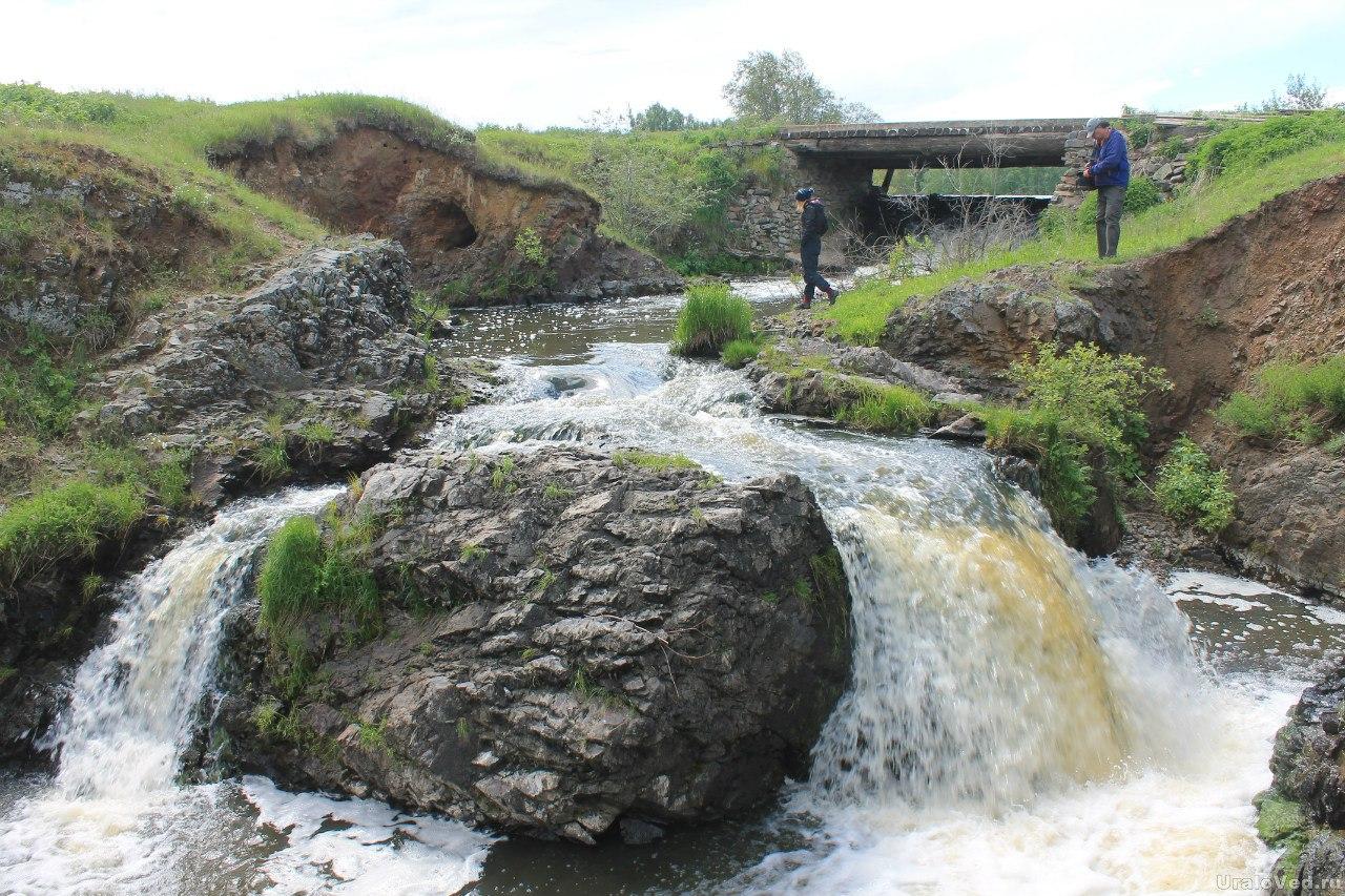 Шариповский водопад