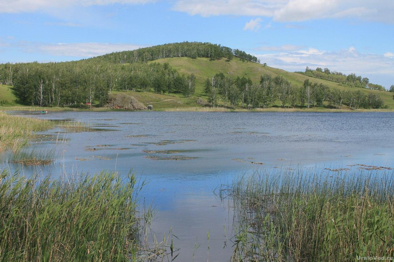 Озеро Ворожеич