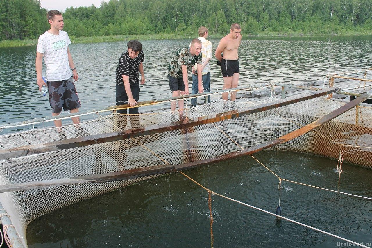 На озере Ташкуль