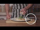 Салат Мимоза с крабовым мясом _ видео рецепты. Интересная задумка и подача