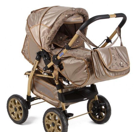 детская коляска adamex york 2 в 1