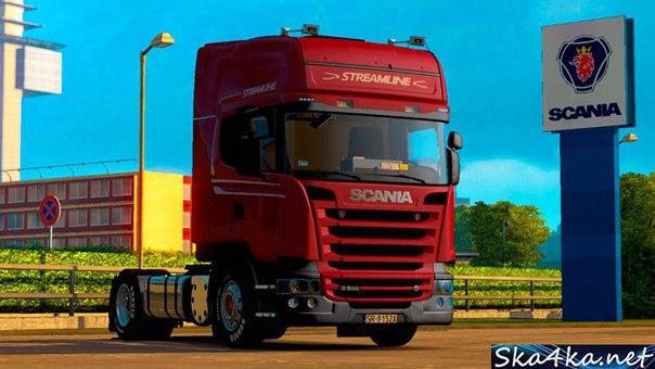 Euro truck simulator 2 аксессуары для интерьера