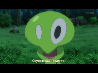 Pokemon XY (Pocket Monsters XY) - 97 [Sub] \ Покемоны 19 сезон 5 серия (Субтитры от FRT Sora)