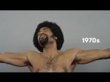 100 лет красоты - эпизод 18 (Мужчины - США)