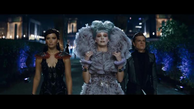Голодные игры И вспыхнет пламя The Hunger Games Catching Fire 2013 Международный трейлер №3