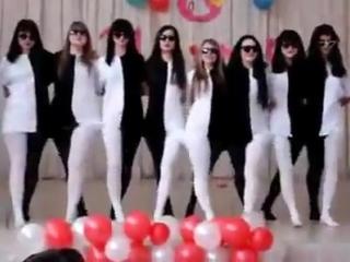 3-D танец