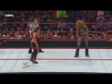 Alicia Fox vs Mickie James, WWE Hell in a Cell 2009