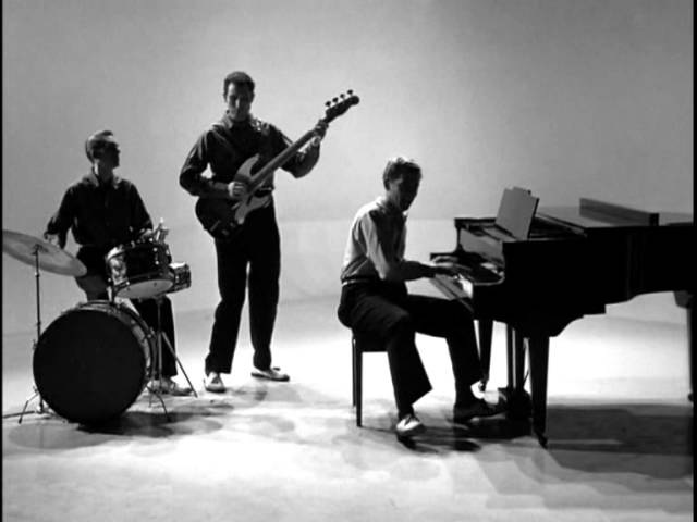 JERRY LEE LEWIS TRIO ~ Great Balls of Fire (1957)