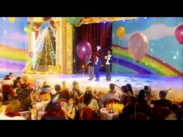 Dima Bilan - Анонс Оливье шоу 2012, новогодняя ночь на Первом