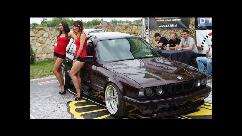 Tribute BMW E34 Bartek GermanStyle! M5