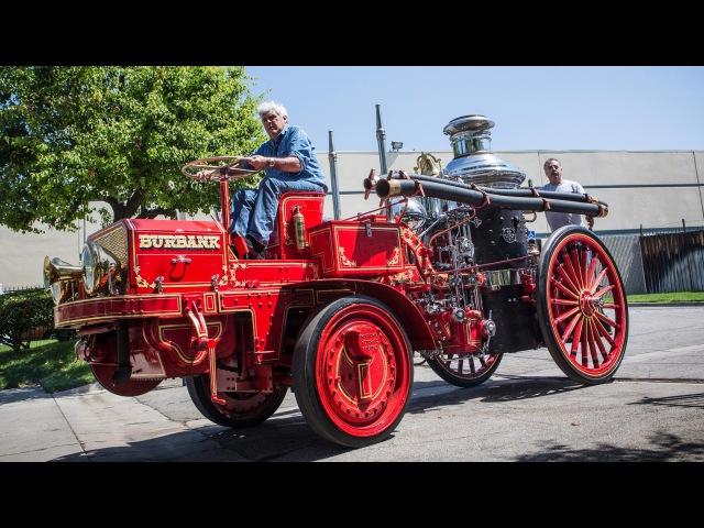 1914 Christie Fire Engine - Jay Lenos Garage